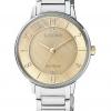 นาฬิกาผู้หญิง Citizen Eco-Drive รุ่น EM0526-88X