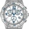 นาฬิกาข้อมือผู้หญิง Citizen Eco-Drive รุ่น FB1350-58A, Chronograph 100m Elegant Watch