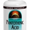 Source Naturals Pantothenic Acid Vitamin B5 500 mg 200 Tablets