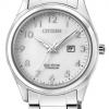 นาฬิกาผู้หญิง Citizen Eco-Drive รุ่น EW2470-87A, Super Titanium Sapphire
