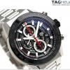 นาฬิกาผู้ชาย Tag Heuer รุ่น CAR2A1W.BA0703, Carrera Calibre Heuer01 Automatic Chronograph 100 M - ∅45 Mm Men's Watch