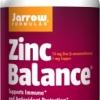 Jarrow Formulas Zinc Balance 15 mg 100 Capsules