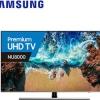 "55"" 4K Ultra+Smart จอโค้ง - Samsung UA55NU8000KX จาก 36,xxx เหลือ 24,990"
