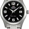 นาฬิกาข้อมือผู้ชาย Orient รุ่น SER1X001B0, Chicane Black Japan Automatic 50m