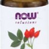 Now Foods Solutions Rose Hip Seed Oil 1 oz (30 ml)
