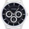 นาฬิกาผู้ชาย Citizen รุ่น AG8351-86E, Quartz Muti-Dial Elegant Watch