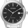 นาฬิกาข้อมือผู้ชาย Citizen Eco-Drive รุ่น AW1231-58E, WR Gent's Elegant Watch