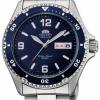 นาฬิกาผู้ชาย Orient รุ่น SAA02002D3, Mako II Mechanical Automatic Divers Japan