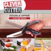 กรรไกรหั่นอาหารขั้นเทพClever Cutter