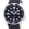 นาฬิกาผู้ชาย Seiko รุ่น SKX007J1-LS10, Automatic Diver's Ratio Black Leather