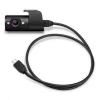 กล้องหลังแบบอินฟาเรดของ Thinkware F770 X550 ถ่ายภายในห้องโดยสาร.
