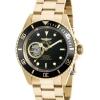 นาฬิกาผู้ชาย Invicta รุ่น INV20436, Invicta Pro Diver Automatic Professional 200M Gold Tone