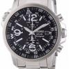 นาฬิกาผู้ชาย Seiko รุ่น SSC075P1, Prospex Solar Chronograph Alarm 100m Compass Men's Watch