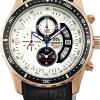 นาฬิกาผู้ชาย Orient รุ่น FTT0Q004W0, Quartz Chronograph