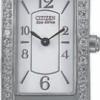 นาฬิกาข้อมือผู้หญิง Citizen Eco-Drive รุ่น EG2027-53A, Swarovski Crystals Elegant Watch