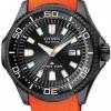 นาฬิกาข้อมือผู้ชาย Citizen Eco-Drive รุ่น BN0088-03E, Promaster ISO Cert. 300m Professional Divers Watch