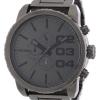 นาฬิกาผู้ชาย Diesel รุ่น DZ4215, Advanced Chronograph Gun Metal Dial Ion Plated