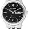 นาฬิกาข้อมือผู้หญิง Citizen Automatic รุ่น PD7130-51E, Luxury Sapphire Japan 50m