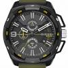 นาฬิกาผู้ชาย Diesel รุ่น DZ4396, Heavyweight XXL Steel Chronograph Men's Watch