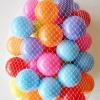ลูกบอล 100 ลูก ขนาดลูกบอล 2.8 นิ้ว Apex