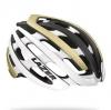 หมวกจักรยาน Z1 ‐ GOLD WHITE + LED