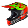 Just1 J32 Pro Rave Red/Lime