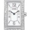 นาฬิกาข้อมือผู้หญิง Citizen Eco-Drive รุ่น EG2025-75A, Swarovski Silver Tone Elegant