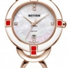นาฬิกาผู้หญิง Rhythm รุ่น L1502S03, Diamond Sapphire L1502S 03, L1502S-03