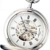 นาฬิกาพกพา Charles-Hubert รุ่น 3789W, Mechanical