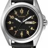 นาฬิกาข้อมือผู้ชาย Citizen Eco-Drive รุ่น AW0050-07E, 100m Calendar Sports Watch