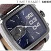 นาฬิกาผู้ชาย Diesel รุ่น DZ4302, Franchise Square Chronograph Men's Watch