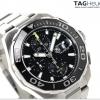 นาฬิกาผู้ชาย Tag Heuer รุ่น CAY211A.BA0927, Aquaracer Chronograph Quartz 300M