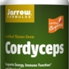 Jarrow Formulas Cordyceps 500 mg 60 Tablets