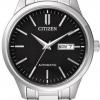 นาฬิกาข้อมือผู้ชาย Citizen Automatic รุ่น NH7520-56E, Sapphire WR 50m Elegant