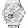 นาฬิกาผู้หญิง Citizen รุ่น PC1001-53A, Open Heart Automatic Sapphire Swarovski Women'S Watch