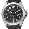 นาฬิกาผู้ชาย Citizen รุ่น BU2030-17E, Eco-Drive Multi-Function 100m Sports Watch