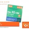 ลวดเย็บ MAX #10-1M (แพ็ค/24กล่อง)