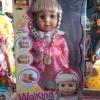 ตุ๊กตาเด็กหญิงเดินได้