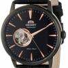 นาฬิกาผู้ชาย Orient รุ่น FAG02001B0, Esteem II Open Heart Automatic