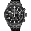 นาฬิกาผู้ชาย Citizen รุ่น AN3625-58E, Sport Black Chronograph Quartz Men's Watch