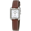 นาฬิกาผู้หญิง Citizen Eco-Drive รุ่น EM0490-08A, Silhouette White Dial Women's Watch