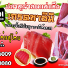 ปลาทูน่าเกรดซาชิมิ แท้ๆ เอามาขายราคาพิเศษ