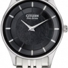 นาฬิกาข้อมือผู้หญิง Citizen Eco-Drive รุ่น EG3210-51E, Stiletto Elegant Japan Sapphire Ultra Thin 5mm