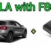 กล้องติดรถยนต์สำหรับ Benz GLA หน้าหลังเป็นไงมาชม
