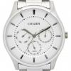 นาฬิกาผู้ชาย Citizen รุ่น AG8351-86A, Quartz Muti-Dial Elegant Watch