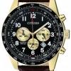 นาฬิกาผู้ชาย Citizen รุ่น AN8162-06E, Quartz Chronograph 50m