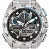 นาฬิกาข้อมือผู้ชาย Citizen Eco-Drive รุ่น JW0110-58E, Promaster Super Sport Sapphire Racing
