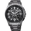 นาฬิกาผู้ชาย Citizen Eco-Drive รุ่น BY0094-87E, Attesa Direct Flight Chronograph