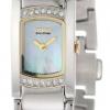 นาฬิกาผู้หญิง Citizen รุ่น EG2734-56D, Eco-Drive Silhouette Crystal Two Tone Watch