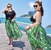 ชุดว่ายน้ำคนอ้วน พร้อมส่ง :ชุดว่ายน้ำไซส์ใหญ่สีเขียวแต่งลายโซ่สีสันสดใส set 4 ชิ้น ใส่ได้หลาย styleมีเสื้อตัวนอก บราตัวใน กางเกงขาสั้นและกระโปรง แบบเก๋น่ารักมากๆจ้า:รายละเอียดไซส์คลิกเลยจ้า